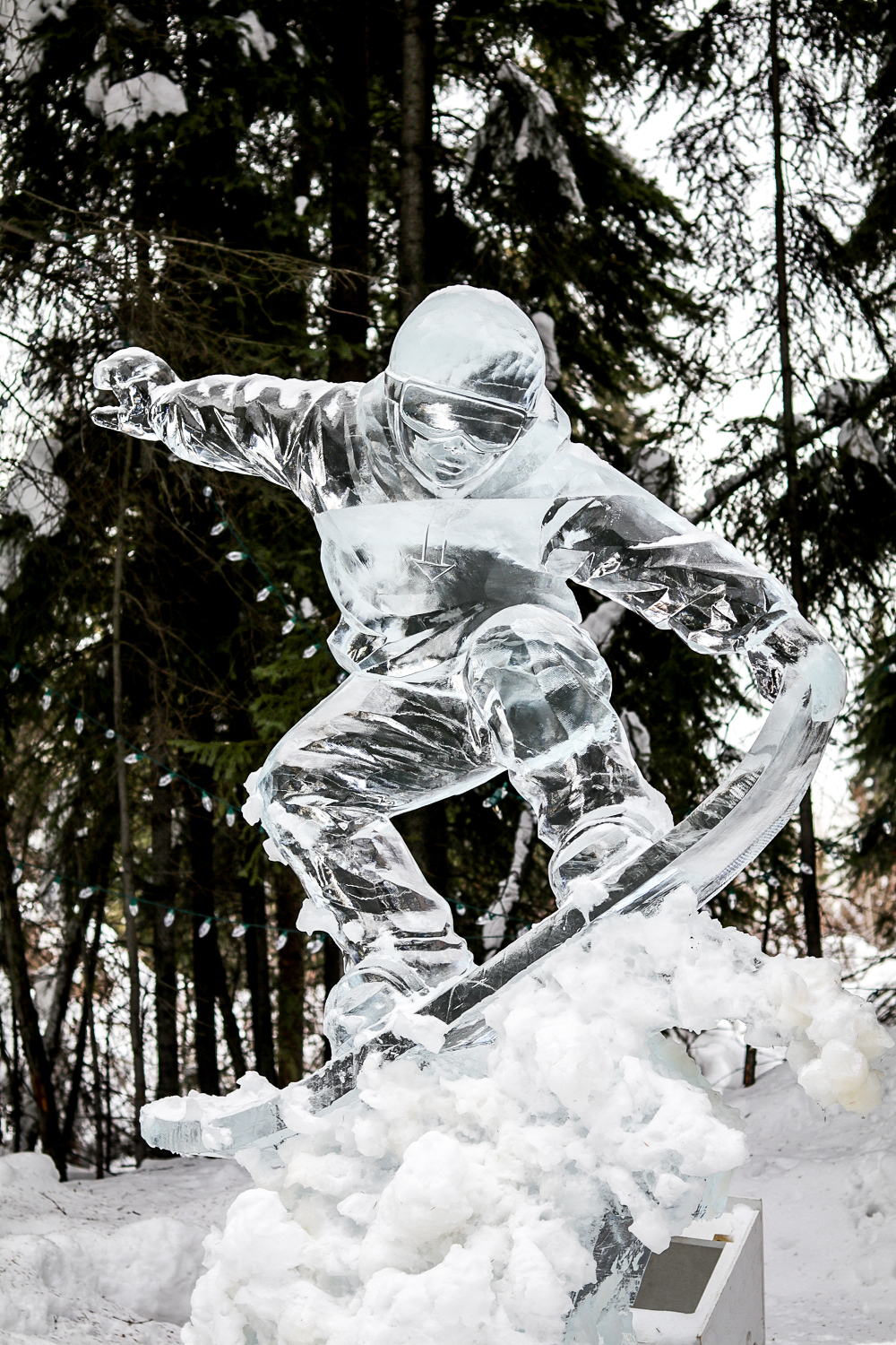 Ice Sculpture World Championships Fairbanks | The Ultimate Fairbanks Travel Guide | Everything you need to know about visiting Fairbanks, Alaska - where to stay, what to do, where to eat | Catherine Chicotka