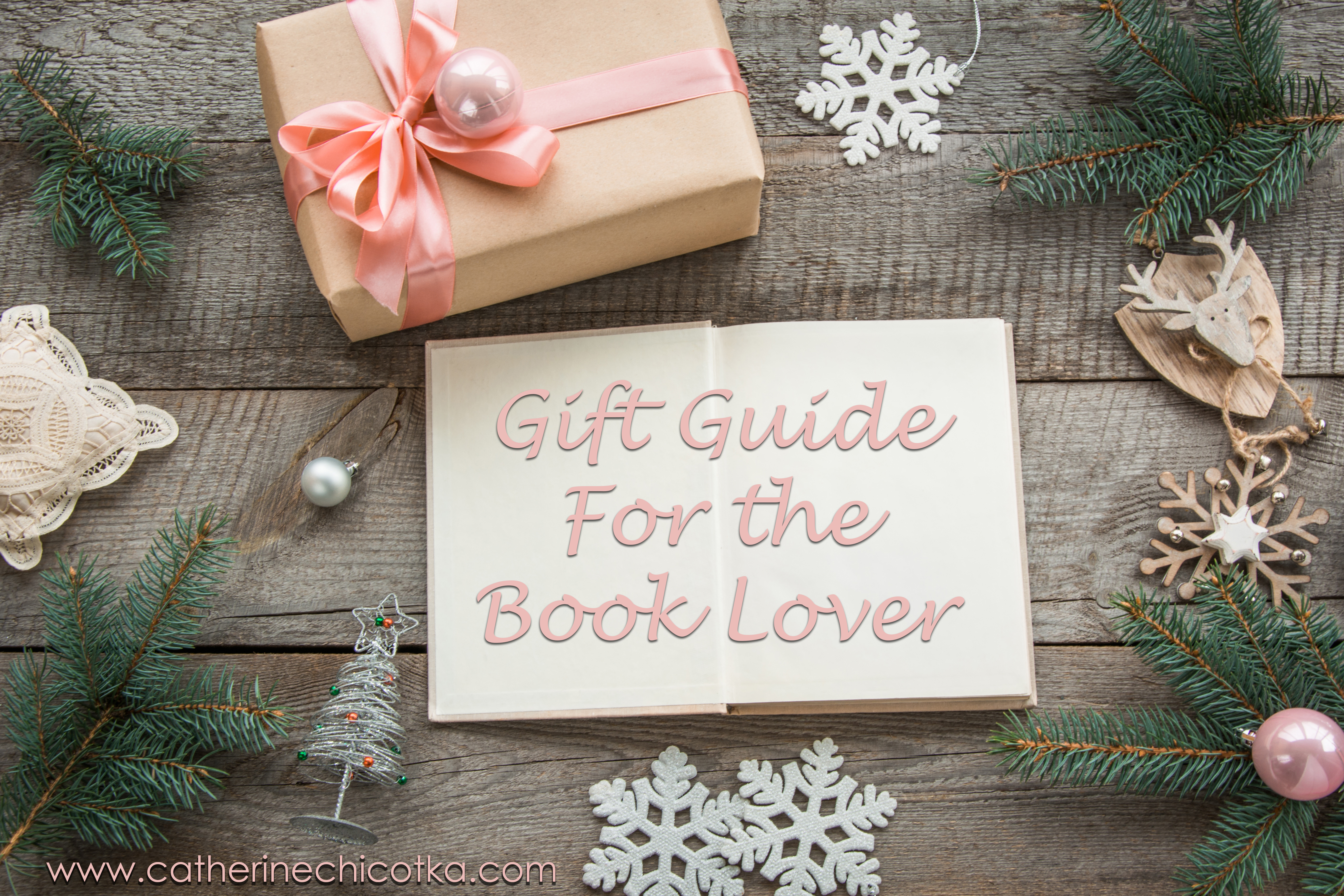 Gift Guide for the Book Lover