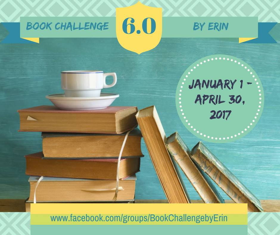 Book Challenge 6.0 By Erin