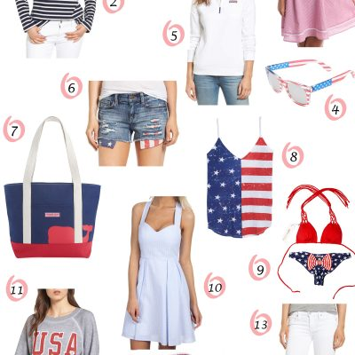 Fourth of July Fashion Essentials