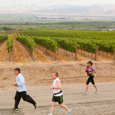Marathon Training: Salinas Valley Half Marathon