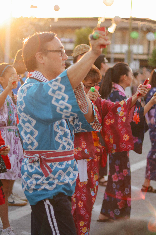 San Jose's Obon Festival