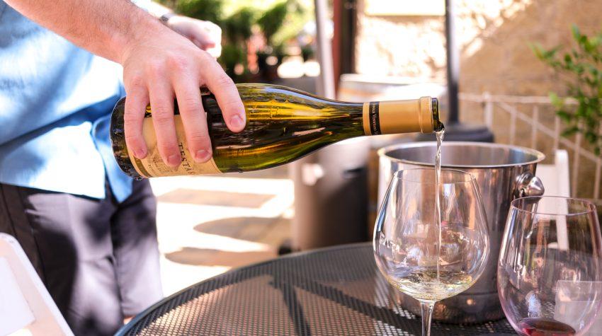 Wine Tasting at Testarossa Winery