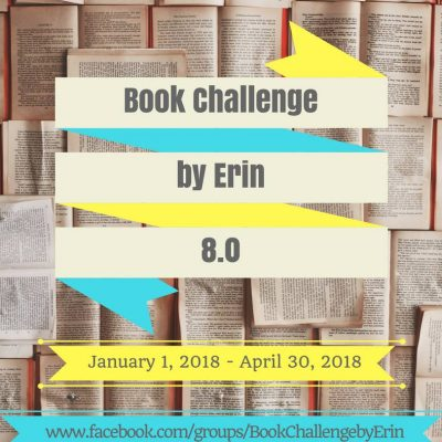 Book Challenge by Erin 8.0