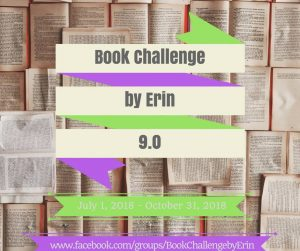 Book Challenge by Erin 9