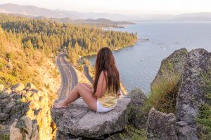 Heading to Lake Tahoe? Check out this list of the most instagrammable places in Lake Tahoe!