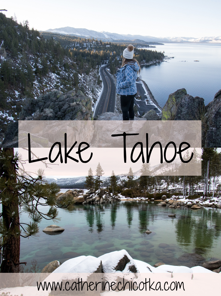 Lake Tahoe | Snowy Weekend in Lake Tahoe | Catherine Chicotka
