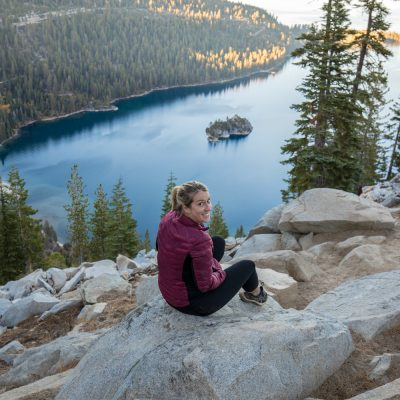 A Guide to the Best Hikes in Lake Tahoe | Bayview Trail | Granite Lake | Maggie's Peaks | Desolation Wilderness | Emerald Bay | Catherine Chicotka