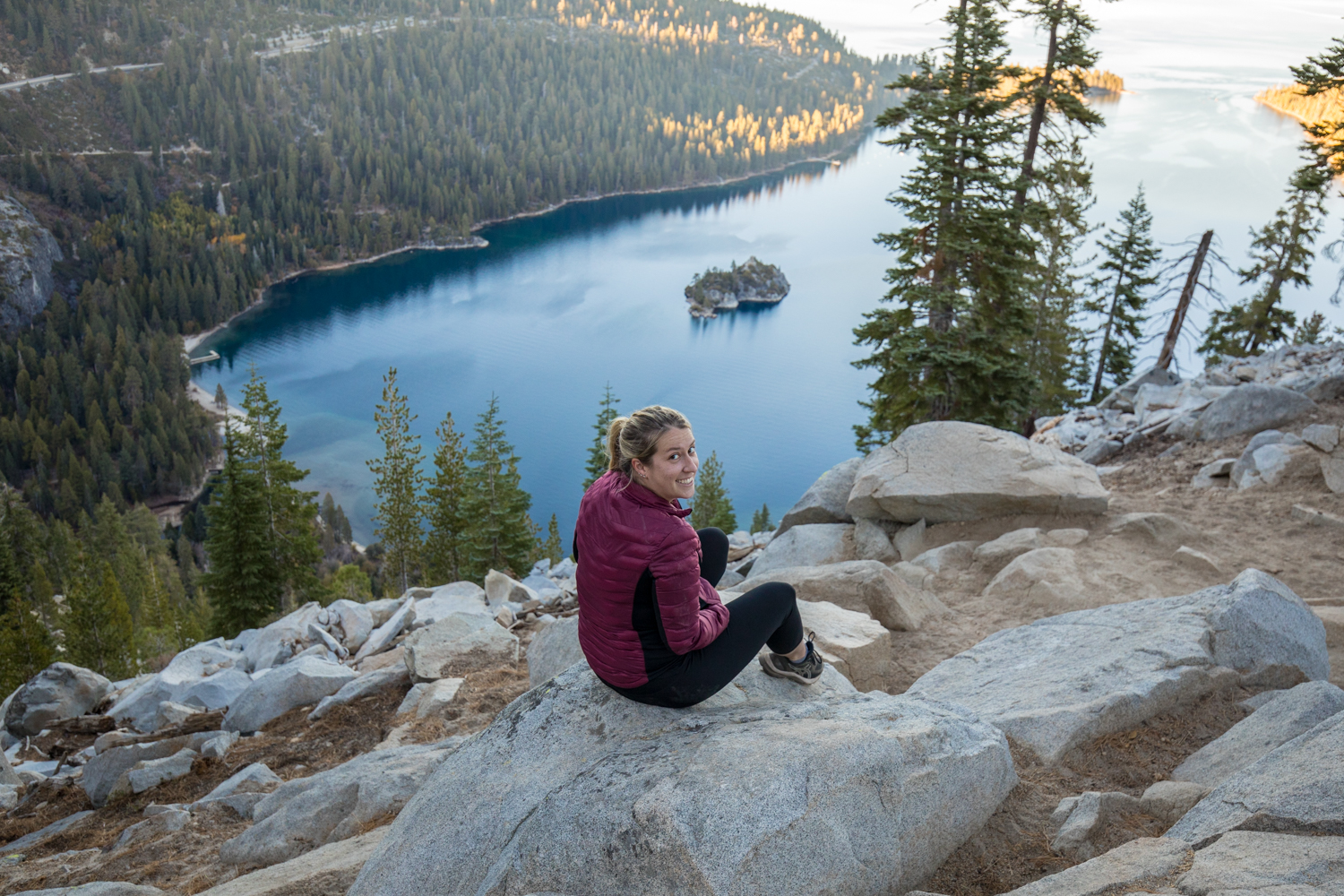 Lake Tahoe Hiking Guide | Bayview Trail | Granite Lake | Maggie's Peaks | Desolation Wilderness | Emerald Bay | Catherine Chicotka