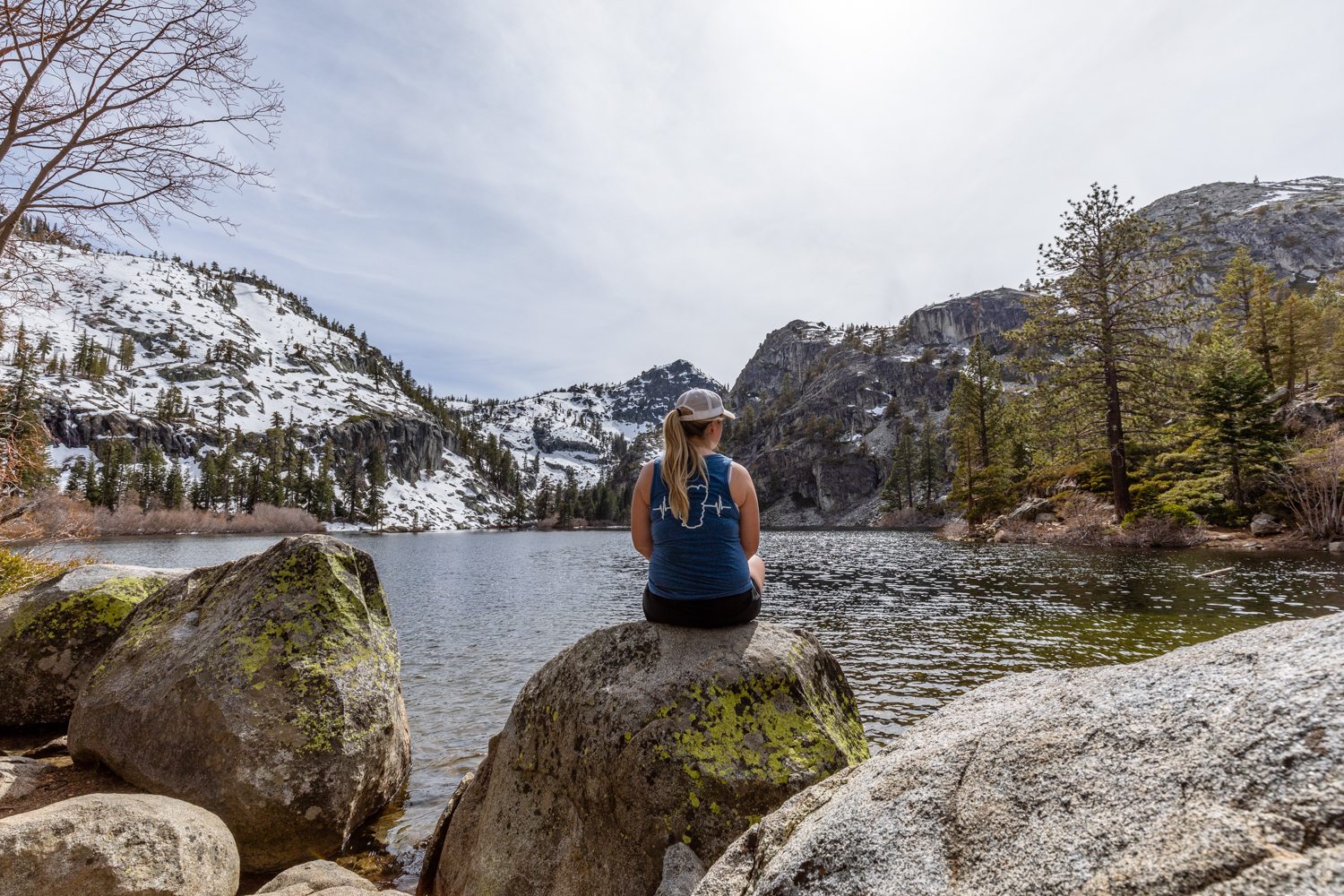 Lake Tahoe Hiking Guide | The Best Hikes in Lake Tahoe | Eagle Lake | Desolation Wilderness | Catherine Chicotka