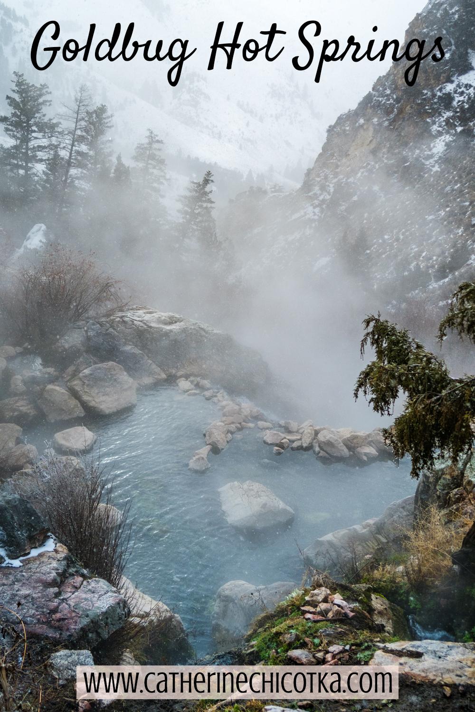 A Guide to Visiting Goldbug Hot Springs - a true hidden gem | Hot Springs Idaho | Catherine Chicotka