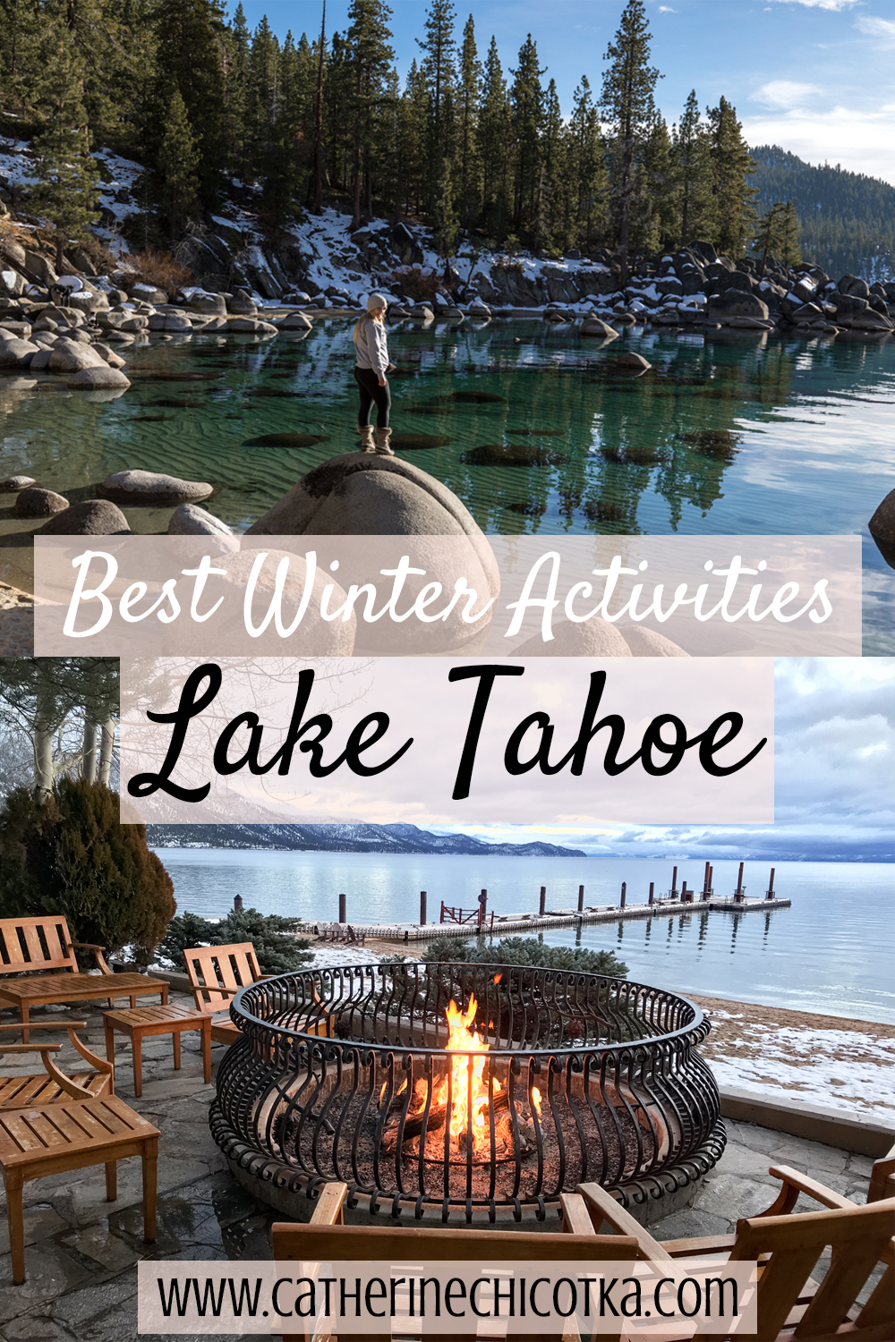 Best Winter Activities in Lake Tahoe | Catherine Chicotka